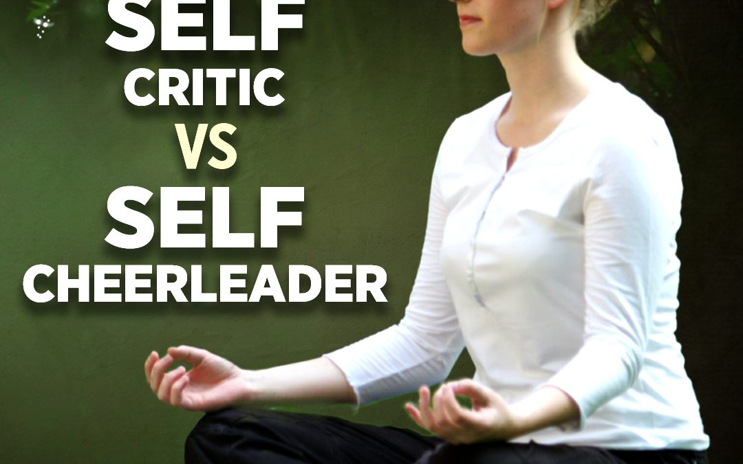 #331 Happiness – Inner Critic vs. Inner Cheerleader